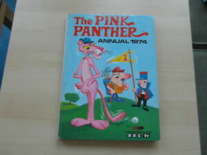 The-Pink-Panther-Annual-1974-Authorised-Edition-as-seen-on-BBC-TV