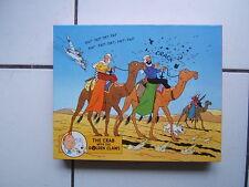 TINTIN /  BOITE  PUZZLES DE 200 PIECES /  LE CRABE ....ARROW / COMPLET
