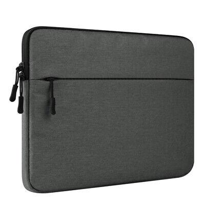 Google Pixel Slate 12.3 Zip Canvas Carrying Sleeve Case for iPad Pro 12.9 III