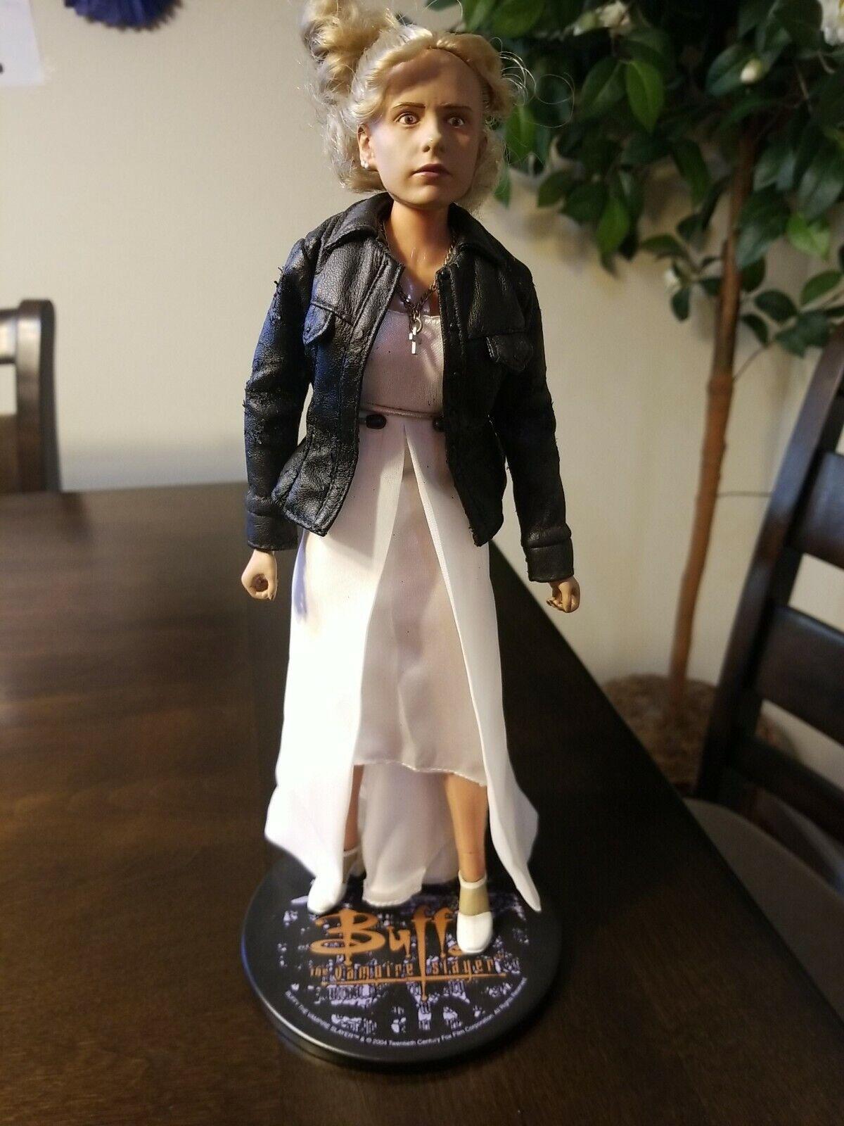 Sideshow Buffy The Vampire Slayer 1/6 Custom Prophecy Girl Buffy Figure on eBay thumbnail