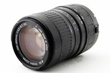 [Exc+++] Sigma 100-300mm f/4.5-6.7 UC Zoom Lens for Canon EF Mount from Japan