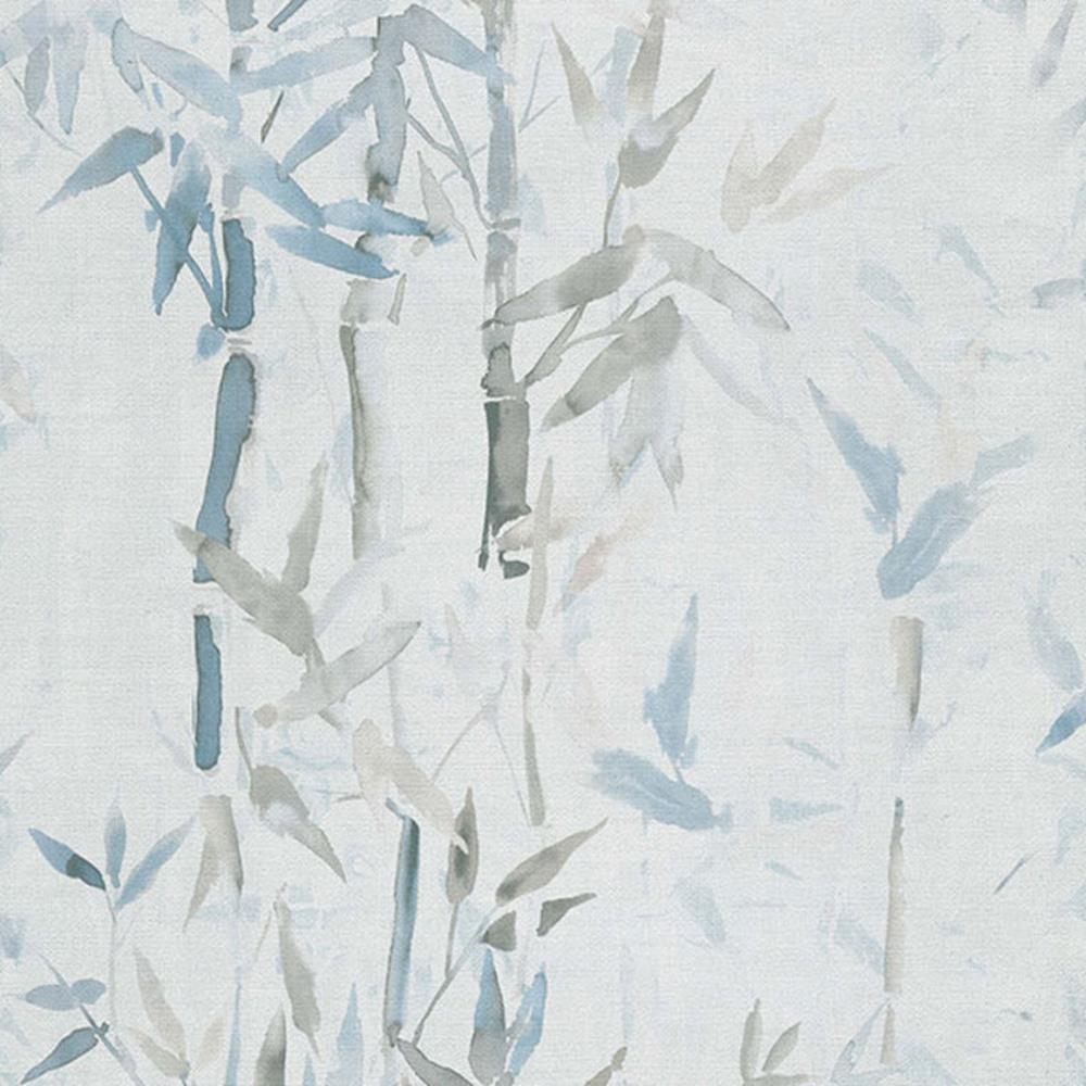 219463 - SUMI-e Bamboo bluee Galerie Wallpaper