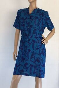 FORMATION-SIZE-14-RETRO-SHIRT-STYLE-DRESS-LIKE-NEW