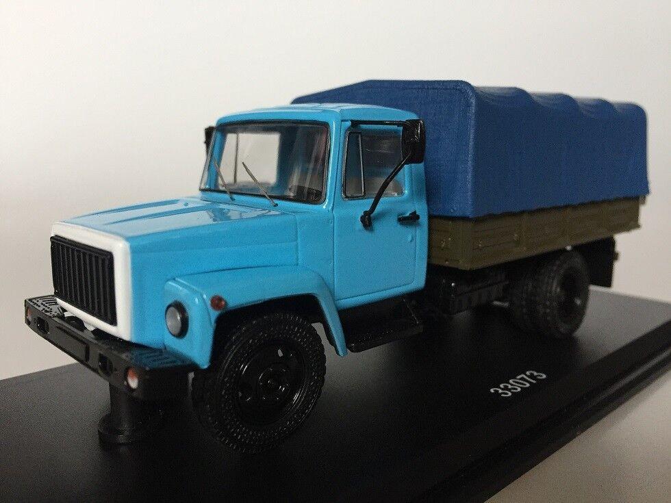 1 43 SSM1152 GAZ-33073  USSR voiturego taxi SSM  en stock