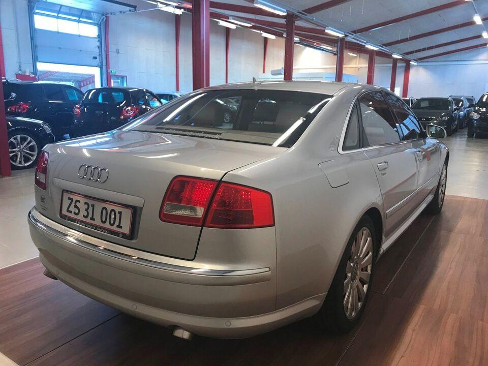 Audi A8 4,2 TDi 326 quattro Tiptr. Diesel 4x4 aut. modelår
