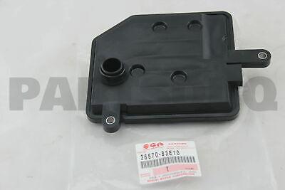 2644579C10 Genuine Suzuki STRAINER ASSY OIL 26445-79C10