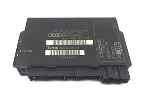 Audi-A4-8E-B6-Komfortsteuergeraet-8E0959433AD-Comfort-Modul-12-Monate-Garantie