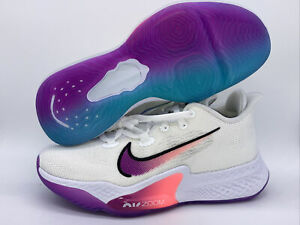 Details about Nike Air Zoom BB NXT Mens Basketball Shoes White Hyper Violet Sz 9-13 CK5707 100