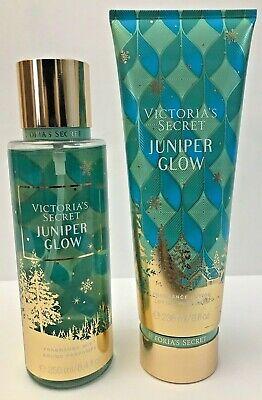 2 Victoria Secret Juniper Glow