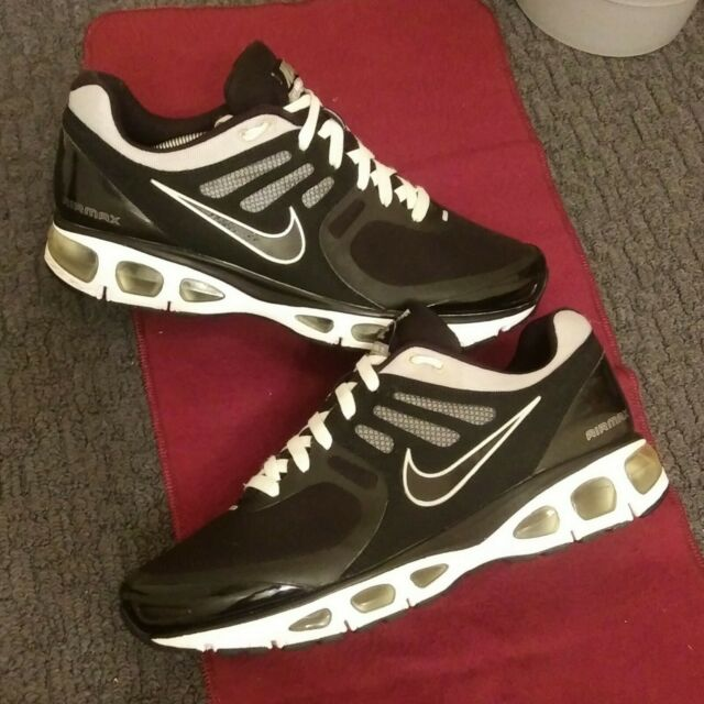 Nike Air Max Tailwind 2▪️2010▪️Size 11.5▪️Black/White/Silver▪️386405-002▪️🔥🔥🔥