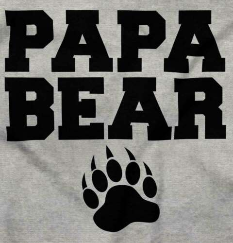 Papa Bear Funny ShirtWorlds Greatest Father Day Gift Idea Sleeveless T Shirt