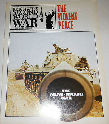 History Of The Second World War Magazine The Violent Peace No.126 080514R1