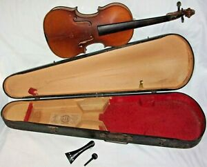 Vintage Violin Antonius Stradivarius Cremonensis Faciebat Anno