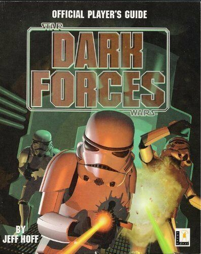Dark Forces: Official Players Guide (Star Wars)