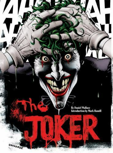 The Joker A Visual History Of The Clown Prince Of Crime - $9.90