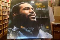 Marvin Gaye What's Going On Lp Sealed Vinyl Re Reissue