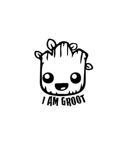 I-am-Groot-V2-head-guardians-of-the-galaxy-Vinyl-Decal-Oracal-Car-Window-Wall