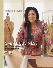 Small Business : An Entrepreneur's Business Plan by J. D. Ryan and Gail...