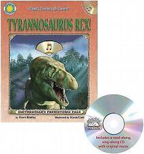 Tyranosaurus Rex [With CD] (Read, Listen & Learn), Bentley, Dawn, 1590696212, Bo