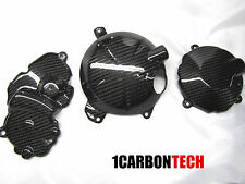 2009-2012 KAWASAKI ZX-6R ZX6R CARBON FIBER ENGINE COVERS