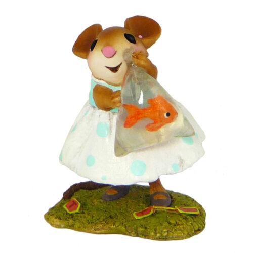 Wee Forest Folk Miniature Figurine M-468 Prize Catch