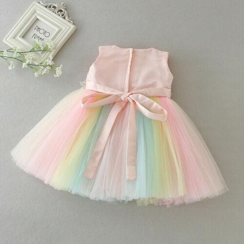 Mode für Babys Baby Prinzessin Kleid Kleinkind Mädchen ...