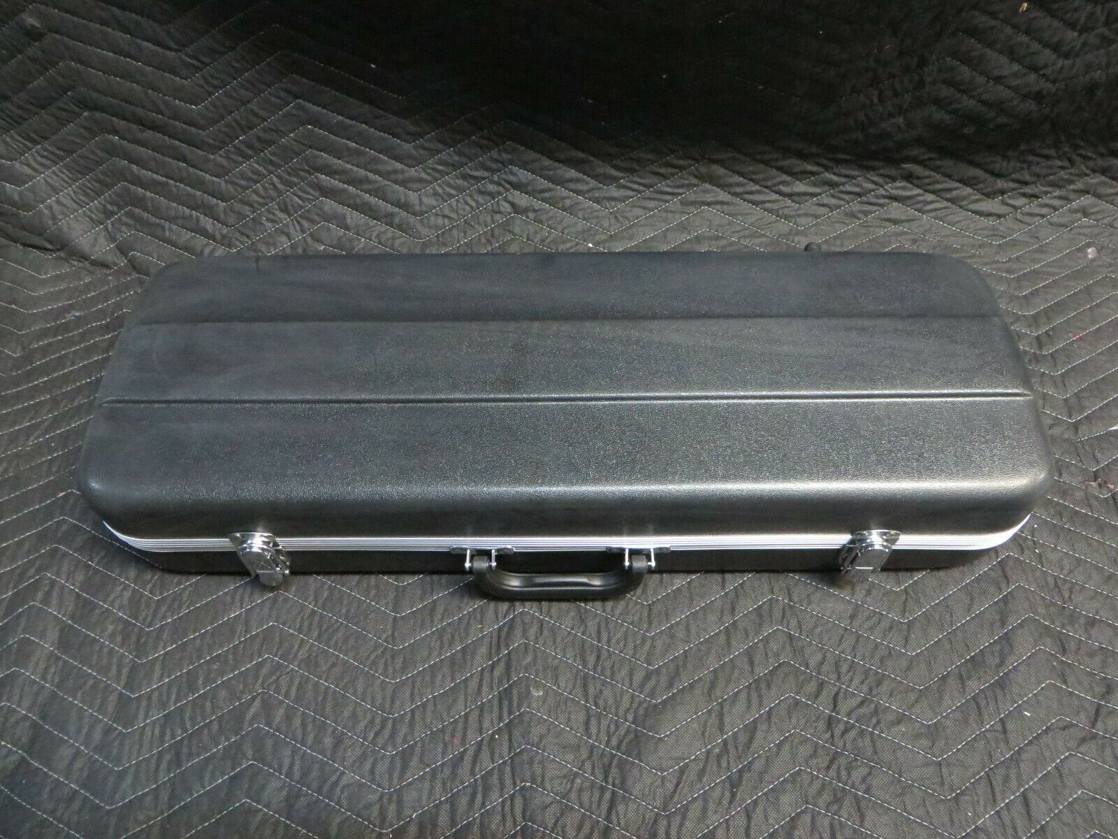 Case for Half Größe 1 2 Violin by Eastman, w Double Bow Storage & Acc Compartment