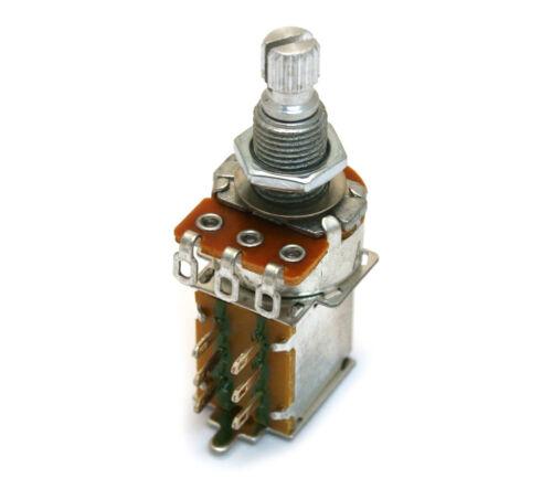 Alpha 500k Audio Taper Push//Pull Pot for Guitar//Bass 500KA-PP 1