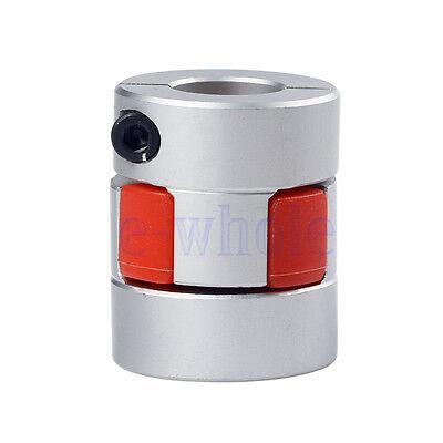 5mm x 12mm Flexible Plum Wellenkupplung CNC-Schrittmotor -Koppler 5 X 12 DL