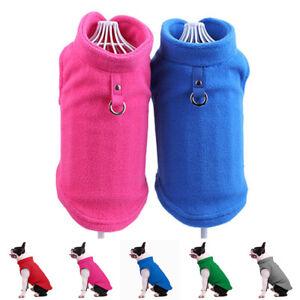 Hundekleidung-Hundepullover-Hundepulli-Wintermantel-Sweatshirt-Winterjacke-S-XL