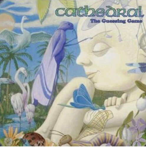 1 of 1 - Cathedral : The Guessing Game CD (2013)