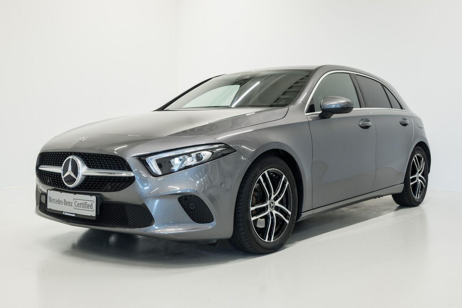 Mercedes A200 1,3 Progressive Line aut. 5d - 319.900 kr.