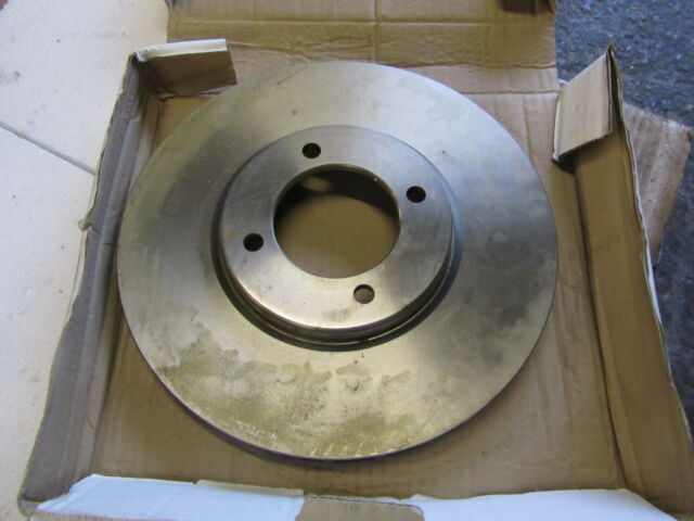 Ford Capri Mk 3 2.8 Injection New Vented Front Brake Disc