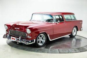1955 Chevrolet Nomad RestoMod