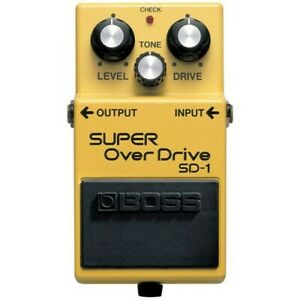 Boss-SD-1-Super-OverDrive-Pedal
