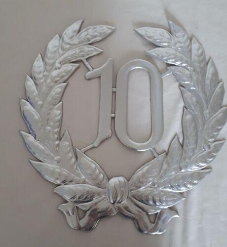 Jubiläumszahl 39 cm 100 10 Jubiläumsziffer Geburtstag Zahl Jubiläum