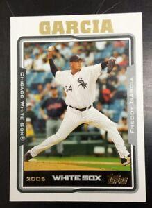 2005-Topps-374-Freddy-Garcia-Chicago-White-Sox-Baseball-Card