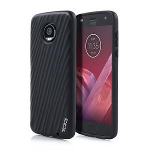 Tumi 19 Degree Advanced Protection Case For Motorola Moto Z2 Play - Black