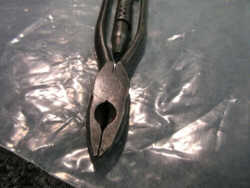 """Safety Twist Pliers Wire Tie Cable Aircraft Automotive Puller Safetytwist 9/"""" USA"""