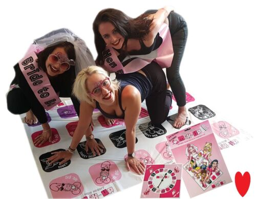 hen party game spin the willy fun ladies night hilarious