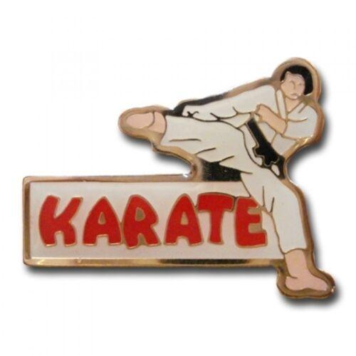 Karate Martial Arts Pin