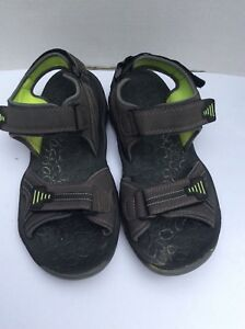 a4d4f35ccdf9 Eddie Bauer Cape Sandals Size 11 Mens Grey Outdoor Camping Walking ...