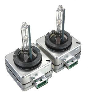2Pcs 35W D3S D3 HID Xenon Car Headlights Bulbs 4300K 5000K 6000K 8000K 10000K