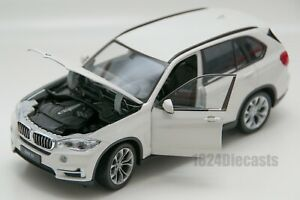 BMW-X5-white-Welly-24052-scale-1-24-model-adult-boy-gift