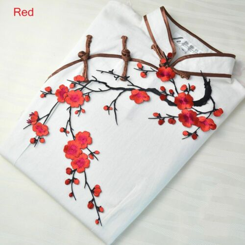 Iron Patch On Cloth DIY Applique Embroidery For Clothes//Hat//Bags Patch Sticker