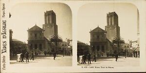 Italia-Roma-Torre-Di-Nero-Foto-Stereo-Vintage-Analogica-PL60L1149