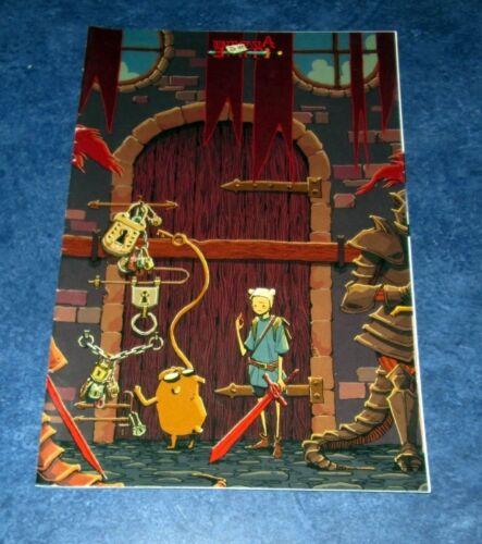 ADVENTURE TIME presents THE FLIP SIDE #2 C 1:15 variant 1st print kaBOOM COMIC