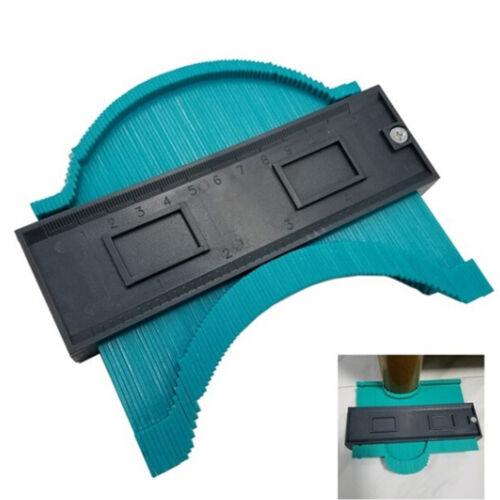 5/'/' Profile Copy Gauge Contour Gauge Duplicator Wood Measure Ruler  tool