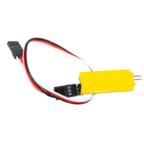 3X RC Receiver Single-Channel Controlled Switch RC Car Lights Remote For RC Car