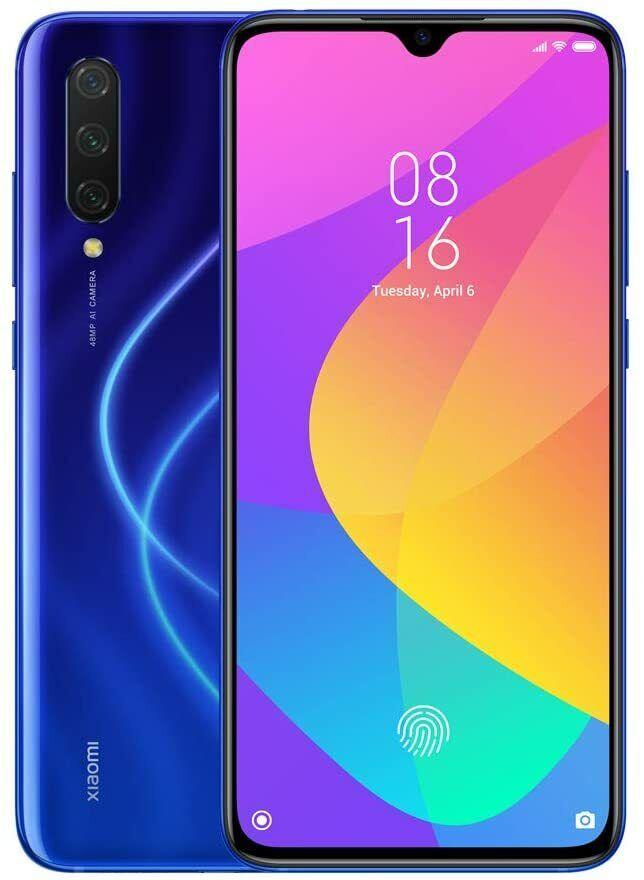 xiaomi: Smartphone Xiaomi Mi 9 Lite Aurora Blue 6,39″ 6/128GB DUAL SIM Versione Global